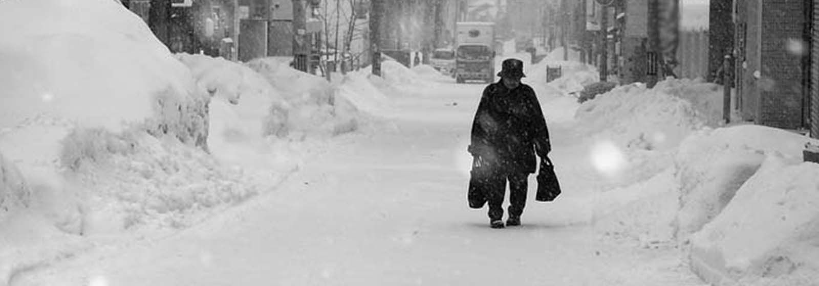 Brace yourself: A colder winter is coming