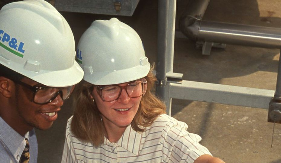 Retro photos: Who are these engineers?