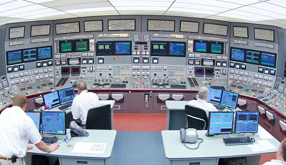 How nuclear plants get better with age
