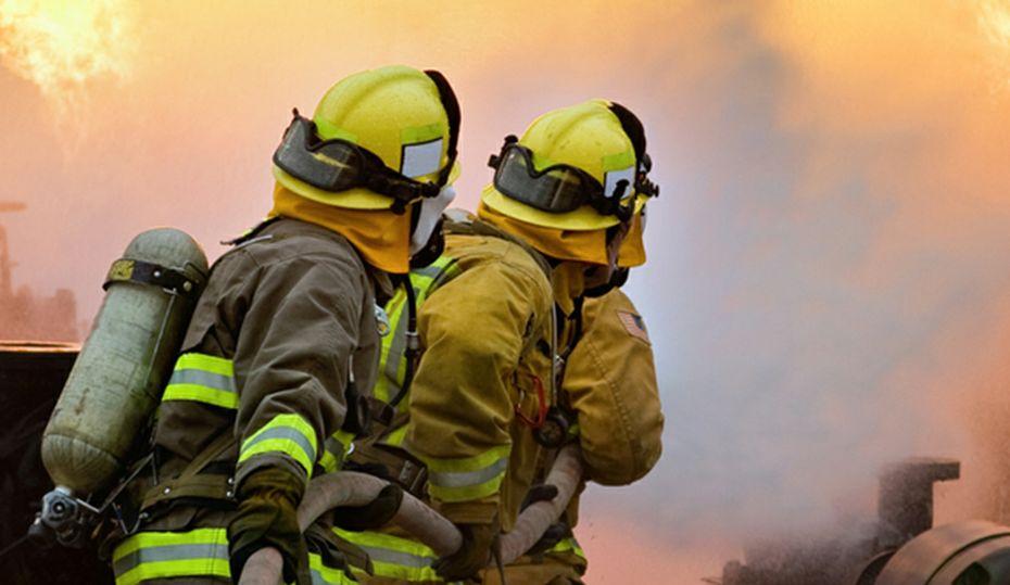 Everyday heroes: Volunteer firefighters