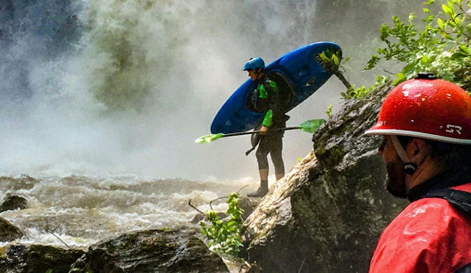 Video: A whitewater adventure