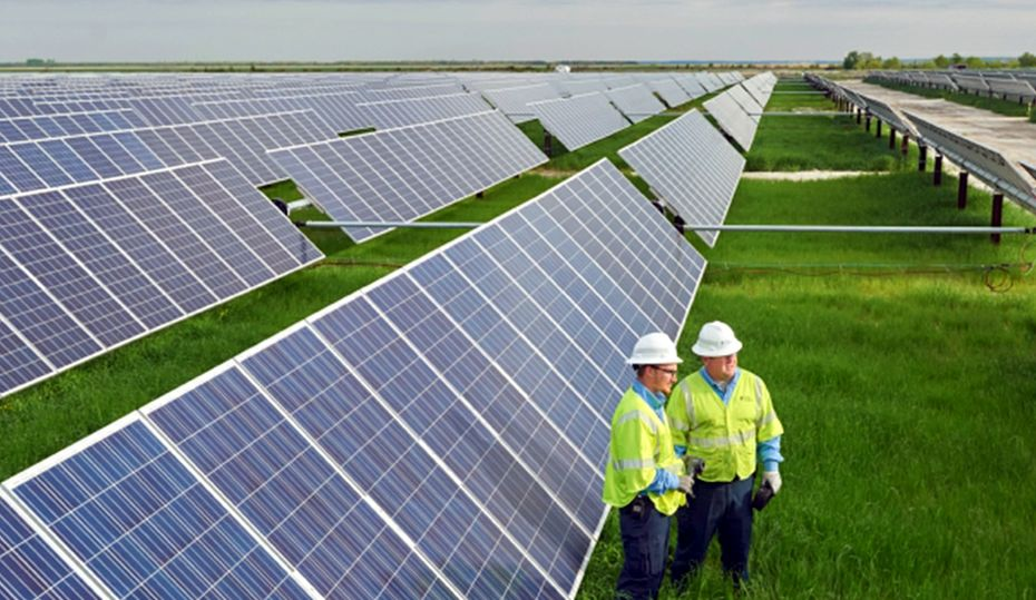 Slideshow: Solar energy is heating up in the U.S.