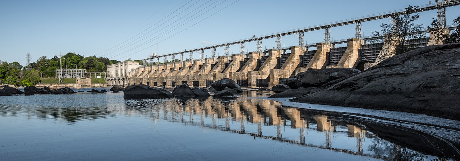 Photos: Hydropower standing strong after 100 years