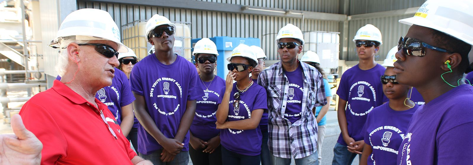 Video: Fla. teens learn about STEM careers at Youth Energy Academy