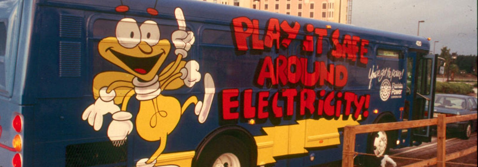 Where is this bus, and who's on first?