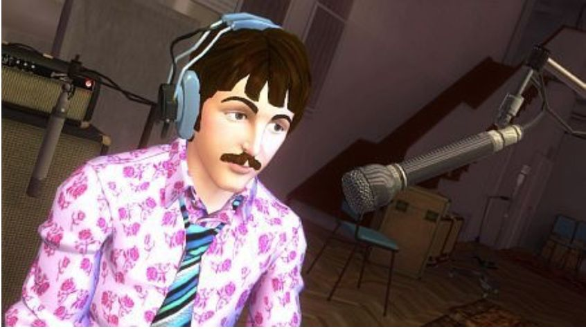 AKG vintage equipment was immortalized in the video game Rock Band:  The Beatles in 2009