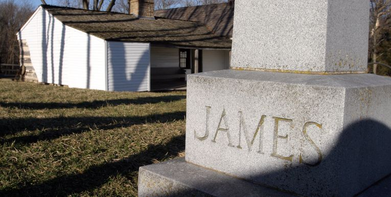 Jesse James Farm Home
