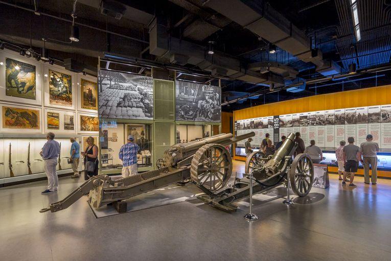 WWI Museum - Michael Weaver