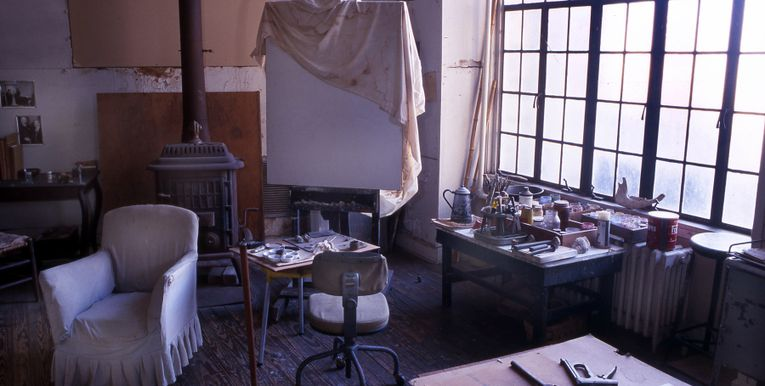 Thomas Hart Benton Home