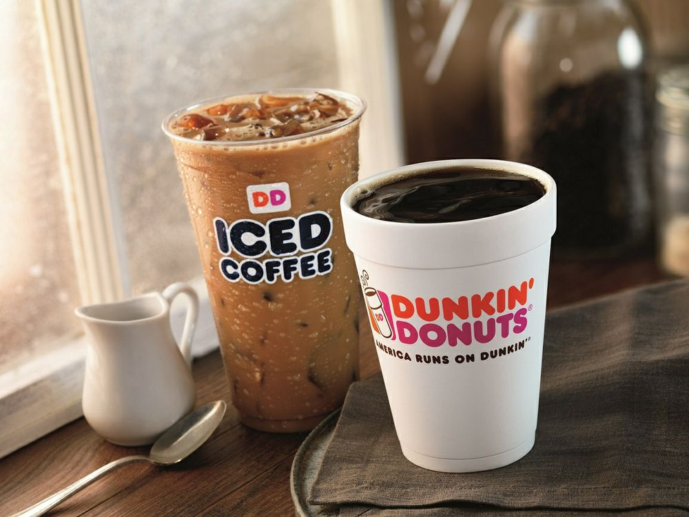 DUNKIN' DONUTS ANNOUNCES UPCOMING ENTRY INTO POLAND