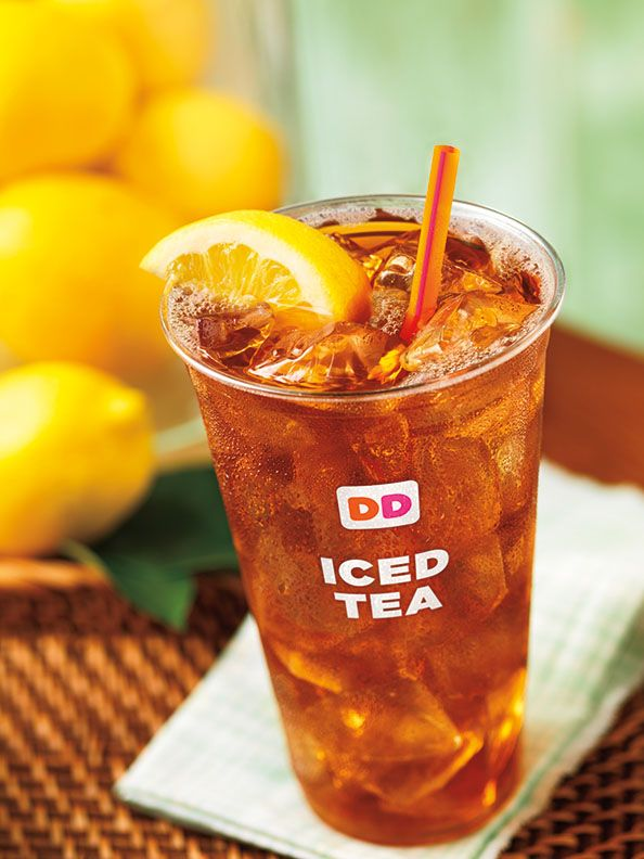 CELEBRATE NATIONAL ICED TEA DAY WITH DUNKIN' DONUTS' 99-CENT ICED TEA MOBILE OFFER