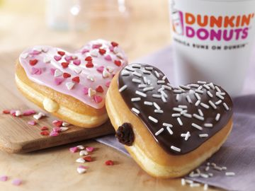 Cupid's Choice and Brownie Batter Donut