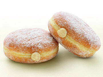 Irish Creme Donut