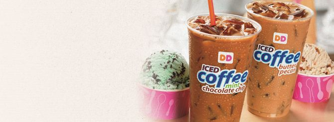 "PUTTING THE ""BR"" IN BREW: DUNKIN' DONUTS LAUNCHES ICED COFFEE FLAVORS INSPIRED BY BASKIN-ROBBINS ICE CREAM"