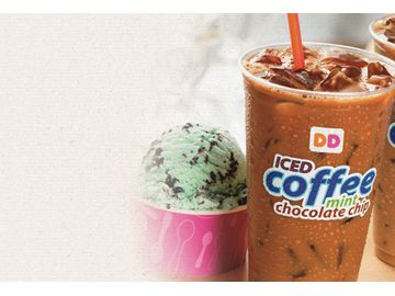 DUNKIN' DONUTS LAUNCHES ICED COFFEE FLAVORS INSPIRED BY BASKIN-ROBBINS ICE CREAM
