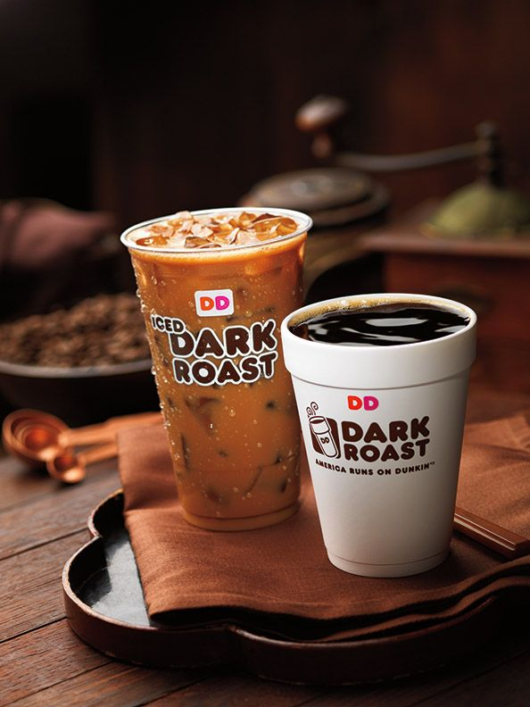 DUNKIN' DONUTS DEBUTS A BOLD NEW BREW WITH RAINFOREST ALLIANCE CERTIFIED™ DARK ROAST COFFEE