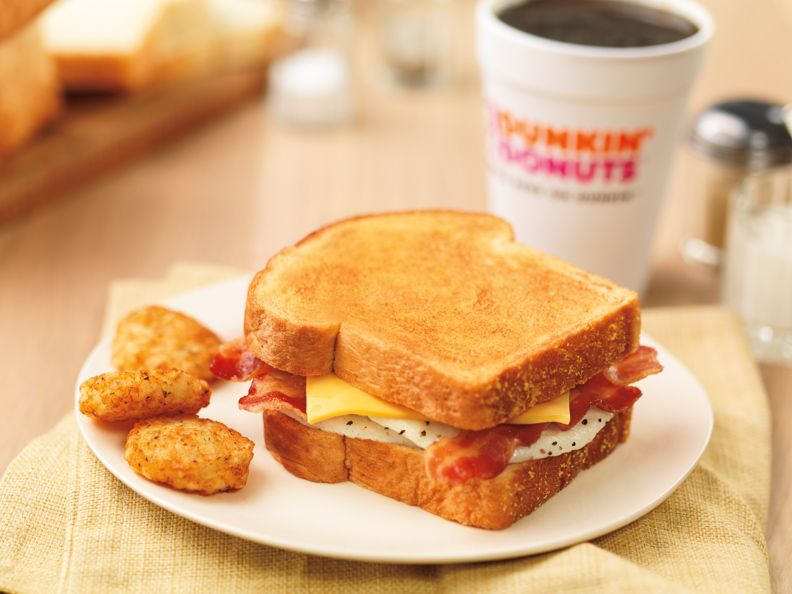 DUNKIN' DONUTS ANNOUNCES ENTRY INTO MEXICO
