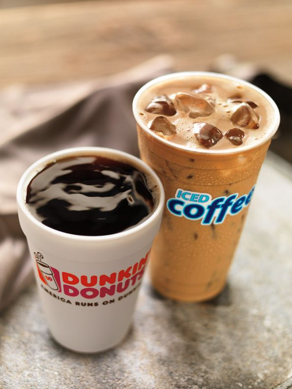 Hot or Iced Coffee