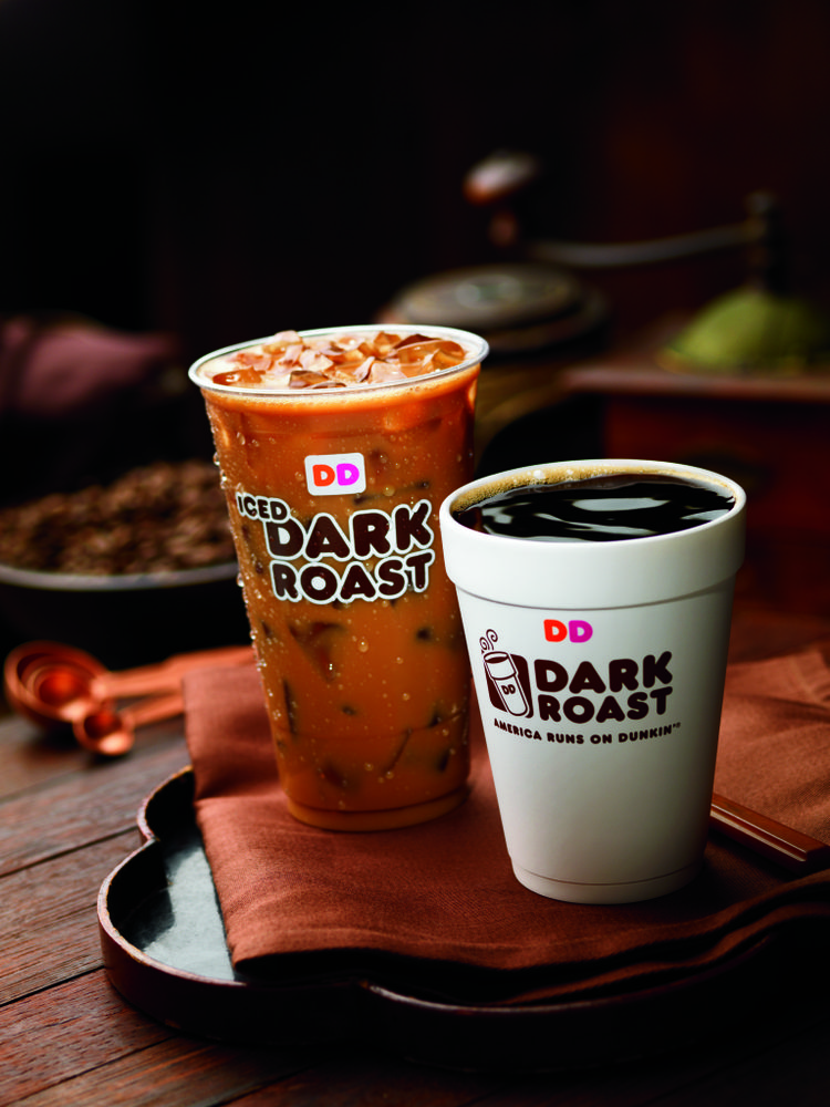 Hot and Iced Dark Roast Lifestyle High res