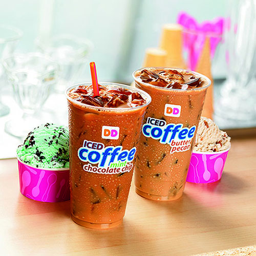 Putting The Br In Brew Dunkin Donuts Launches Iced