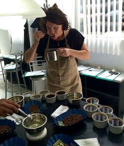 """From Tree to Cup: How Dunkin' Uses """"Cupping"""" To Assure Coffee Quality"""
