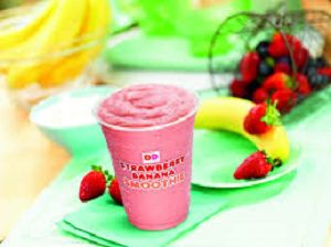 Celebrate The Fourth of July With Dunkin' Fruit Smoothies & a Refreshing New Recipe