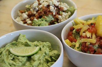 Culinary Corner: Memorial Day Guacamole 3 Ways!