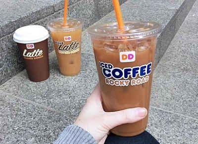 The Return of Baskin-Robbins Inspired Iced Coffee Flavors!