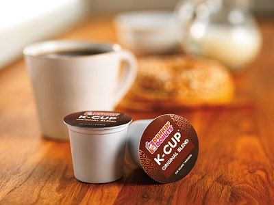 Coming Soon to a Retailer Near You: Dunkin' K-Cup® Packs!