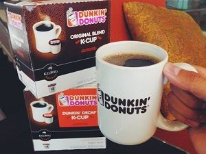 "Dunkin' and ""U"""