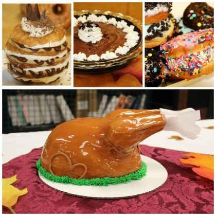 Culinary Corner: Dunksgiving – Save Room for Dessert!