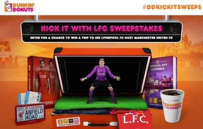 It's time to Kick It with Liverpool FC!