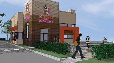 Dunkin' Donuts Breaks Ground on 3rd LEED Certified Green Location