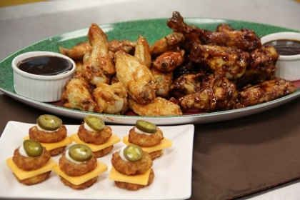 Chef's Corner: Three Recipes to Keep You Running on Game Day