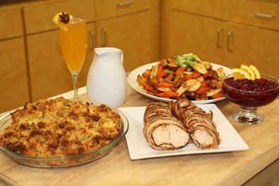 Chef's Corner: A Very Dunkin' Thanksgiving – Part 2