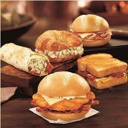 Celebrate National Sandwich Day with Dunkin' Donuts