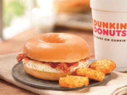 The InsiDDe Scoop: The Creation of the Glazed Donut Breakfast Sandwich