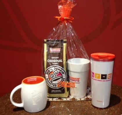 Dunkin' Gear to Keep you Running: May 2013 Edition