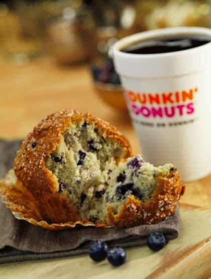 Muffin Enthusiasts DDebate: What's your favorite way to bite into a Blueberry Muffin?