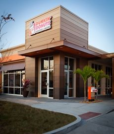 A Look InsiDDe Dunkin' Donuts' LEED Certified Restaurant and Recently Opened Green Restaurant in St. Petersburg, Florida