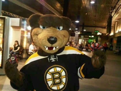 Quest for the Cup: The Boston Bruins Run on Dunkin'