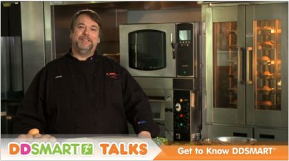 DDSMART Talks: Dunkin' Donuts Executive Chef Stan Frankenthaler Shares How to Make Smarter Choices at Dunkin' Donuts in 2011