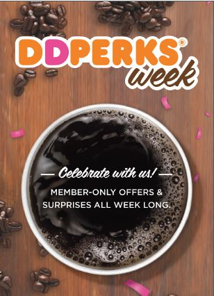 Take Advantage of Daily Perks during Our First-ever Perks Week, November 14-18