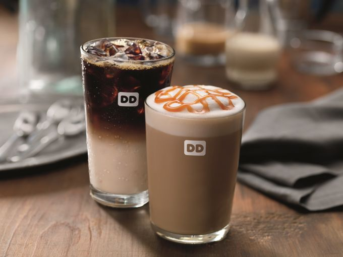 Celebrate National Espresso Day At Dunkin With A 1 99