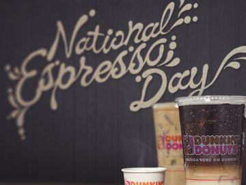 National Espresso Day 2016