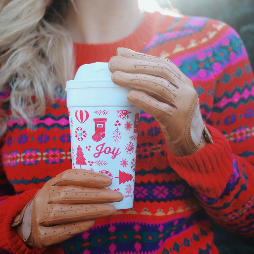 """Dunkin' Donuts is Brewing Joy for the Holidays with Local Hot Coffee Promotion and Return of """"DDCoffeeJoy"""" Instagram Photo Sweepstakes"""