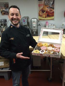 Donut Post 1