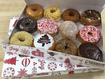 Perfect Holiday Dozen