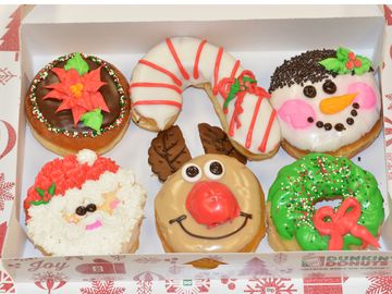 Holiday Donuts
