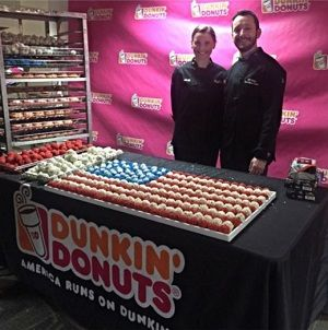 It's Official: The Capitol Is Running On Dunkin'